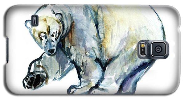 Isbjorn Galaxy S5 Case by Mark Adlington