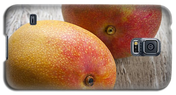 It Takes Two To Mango Galaxy S5 Case by Elena Elisseeva