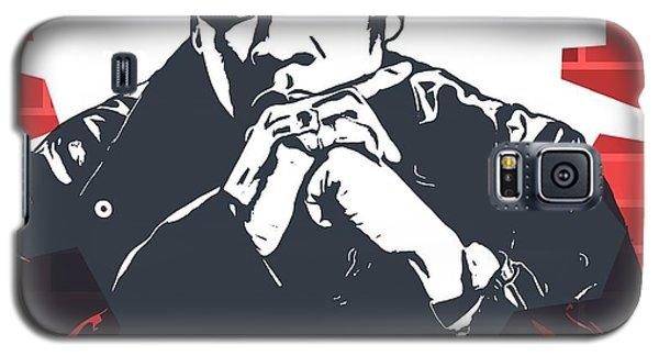 Jay Z Graffiti Tribute Galaxy S5 Case by Dan Sproul
