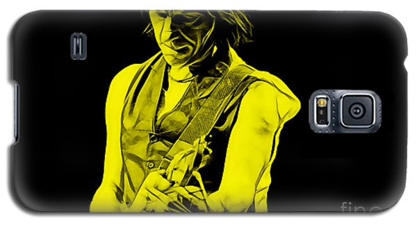 Jeff Beck Collection Galaxy S5 Case by Marvin Blaine