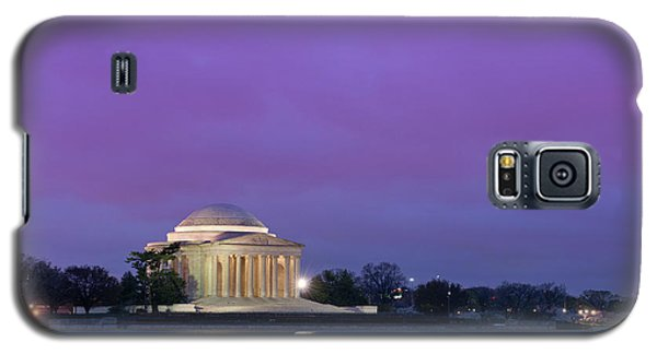 Jefferson Monument Galaxy S5 Case by Sebastian Musial