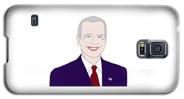 Joe Biden Galaxy S5 Case by Priscilla Wolfe