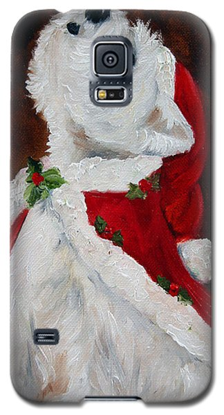 Joy To The World Galaxy S5 Case by Mary Sparrow