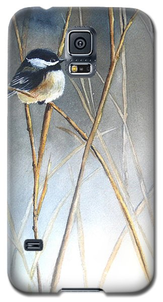 Just Thinking Galaxy S5 Case by Patricia Pushaw