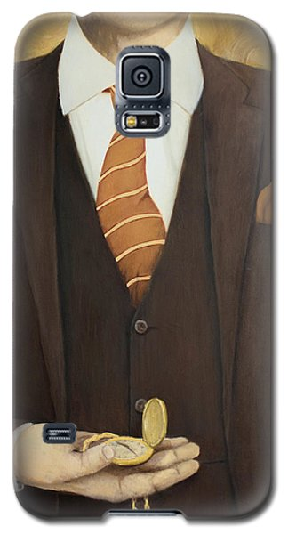 Keeping Time Galaxy S5 Case by Patrick Kelly