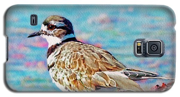 Killdeer  Galaxy S5 Case by Ken Everett