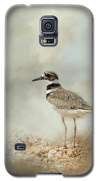 Killdeer On The Rocks Galaxy S5 Case by Jai Johnson
