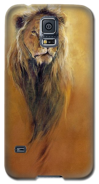 King Leo Galaxy S5 Case by Odile Kidd