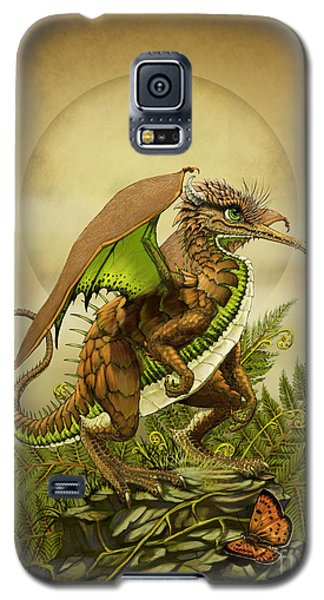 Kiwi Dragon Galaxy S5 Case by Stanley Morrison