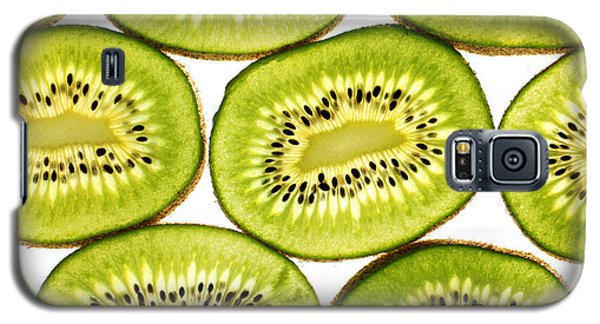 Kiwi Fruit II Galaxy S5 Case by Paul Ge