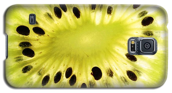 Kiwi Fruit Galaxy S5 Case by Paul Ge
