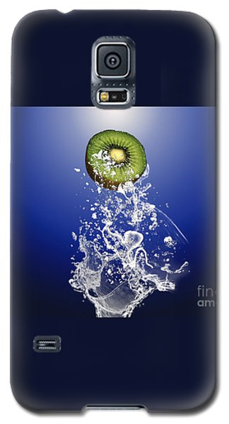 Kiwi Splash Galaxy S5 Case by Marvin Blaine