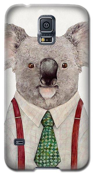 Koala Galaxy S5 Case by Animal Crew