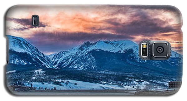 Lake Dillon Galaxy S5 Case by Sebastian Musial