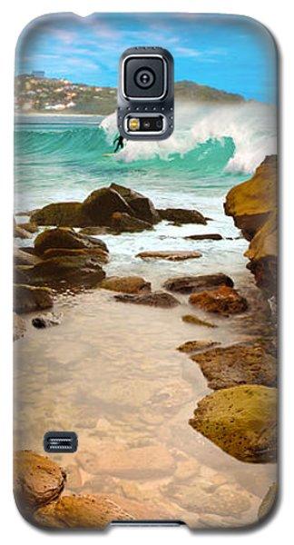 Buy Galaxy S5 Cases - Late Break Galaxy S5 Case by Az Jackson