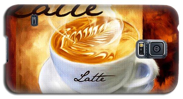 Latte Galaxy S5 Case by Lourry Legarde