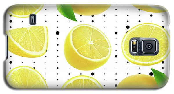 Lemon  Galaxy S5 Case by Mark Ashkenazi