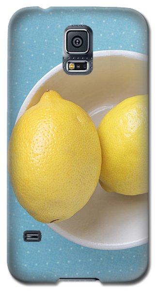 Lemon Pop Galaxy S5 Case by Edward Fielding