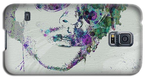Lenny Kravitz Galaxy S5 Case by Naxart Studio