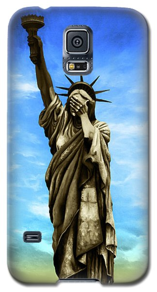 Liberty 2016 Galaxy S5 Case by Kd Neeley