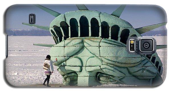 Liberty Galaxy S5 Case by Linda Mishler