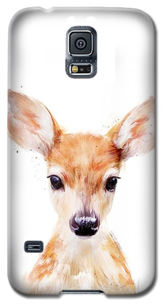 Little Deer Galaxy S5 Case by Amy Hamilton