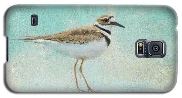 Little Seaside Friend Galaxy S5 Case by Jai Johnson