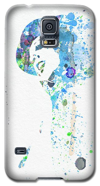 Liza Minnelli Galaxy S5 Case by Naxart Studio