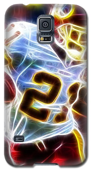 Magical Sean Taylor Galaxy S5 Case by Paul Van Scott