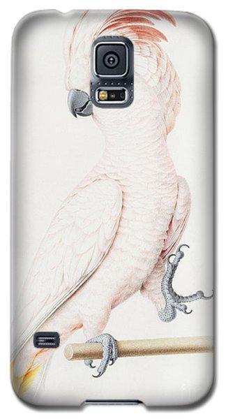 Major Mitchell's Cockatoo Galaxy S5 Case by Nicolas Robert