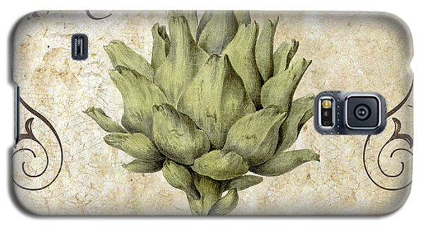 Mangia Carciofo Artichoke Galaxy S5 Case by Mindy Sommers