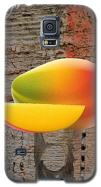 Mango Collection Galaxy S5 Case by Marvin Blaine