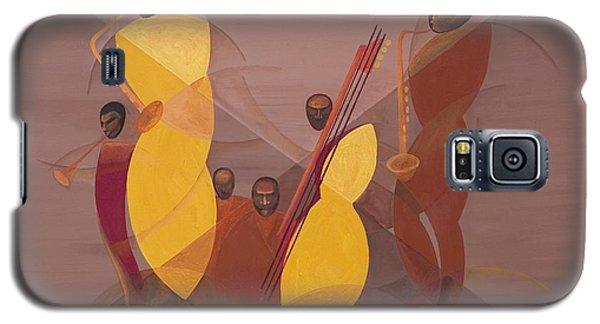 Mango Jazz Galaxy S5 Case by Kaaria Mucherera