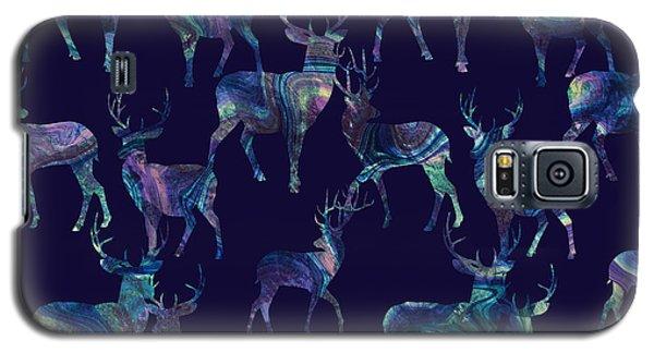 Marble Deer Galaxy S5 Case by Varpu Kronholm