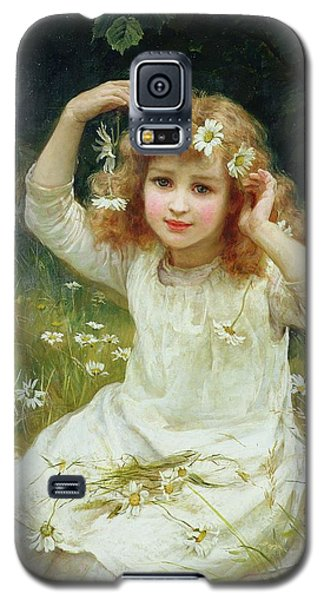 Marguerites Galaxy S5 Case by Frederick Morgan