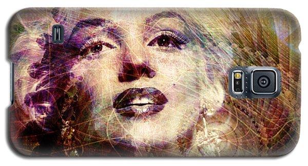 Marilyn Galaxy S5 Case by Barbara Berney