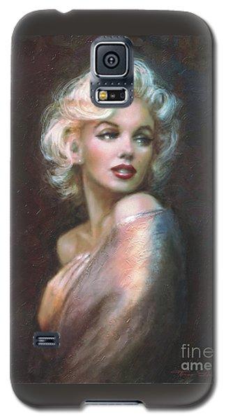 Marilyn Ww  Galaxy S5 Case by Theo Danella