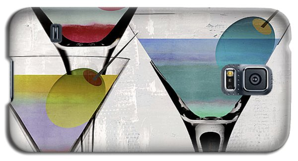 Martini Prism Galaxy S5 Case by Mindy Sommers