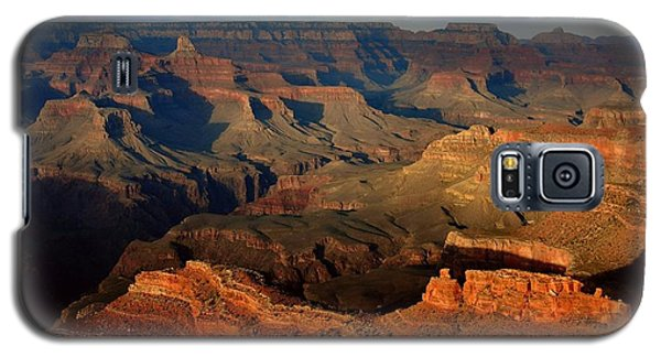 Mather Point - Grand Canyon Galaxy S5 Case by Stephen  Vecchiotti