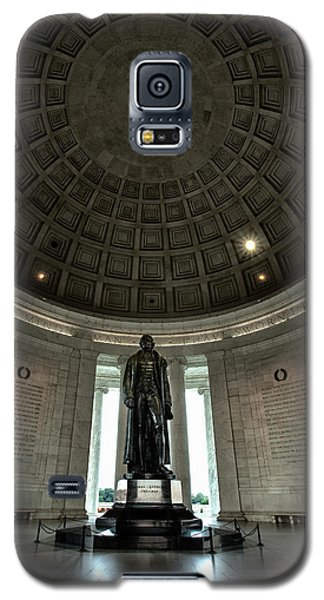 Memorial To Thomas Jefferson Galaxy S5 Case by Andrew Soundarajan