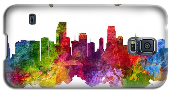 Miami Florida 23 Galaxy S5 Case by Aged Pixel