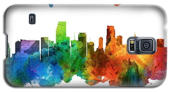 Miami Florida 25 Galaxy S5 Case by Aged Pixel