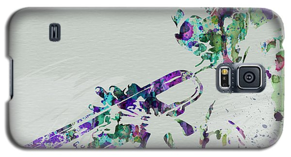 Miles Davis Galaxy S5 Case by Naxart Studio