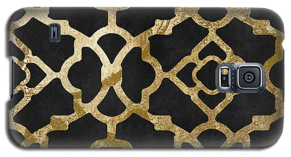 Moroccan Gold IIi Galaxy S5 Case by Mindy Sommers