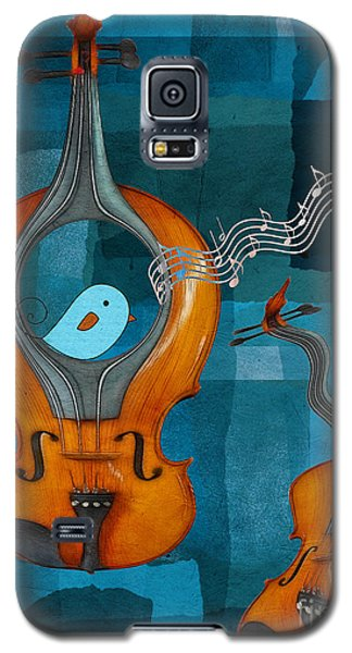 Musiko Galaxy S5 Case by Aimelle