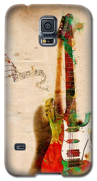 My Guitar Can Sing Galaxy S5 Case by Nikki Smith