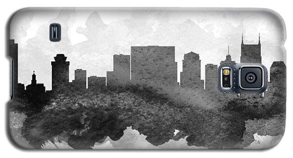 Nashville Cityscape 11 Galaxy S5 Case by Aged Pixel