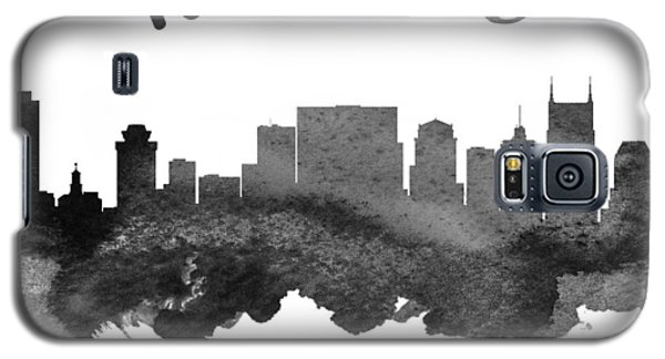 Nashville Tennessee Skyline 18 Galaxy S5 Case by Aged Pixel