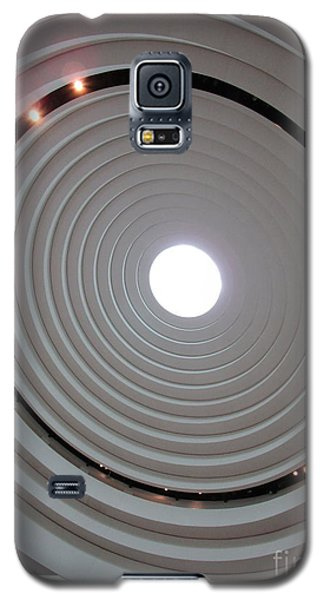 National Museum Of The American Indian 2 Galaxy S5 Case by Randall Weidner