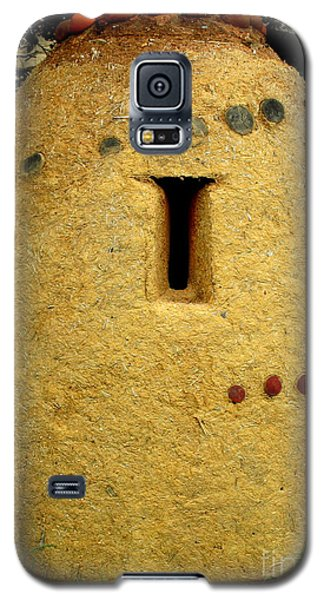 National Museum Of The American Indian 4 Galaxy S5 Case by Randall Weidner